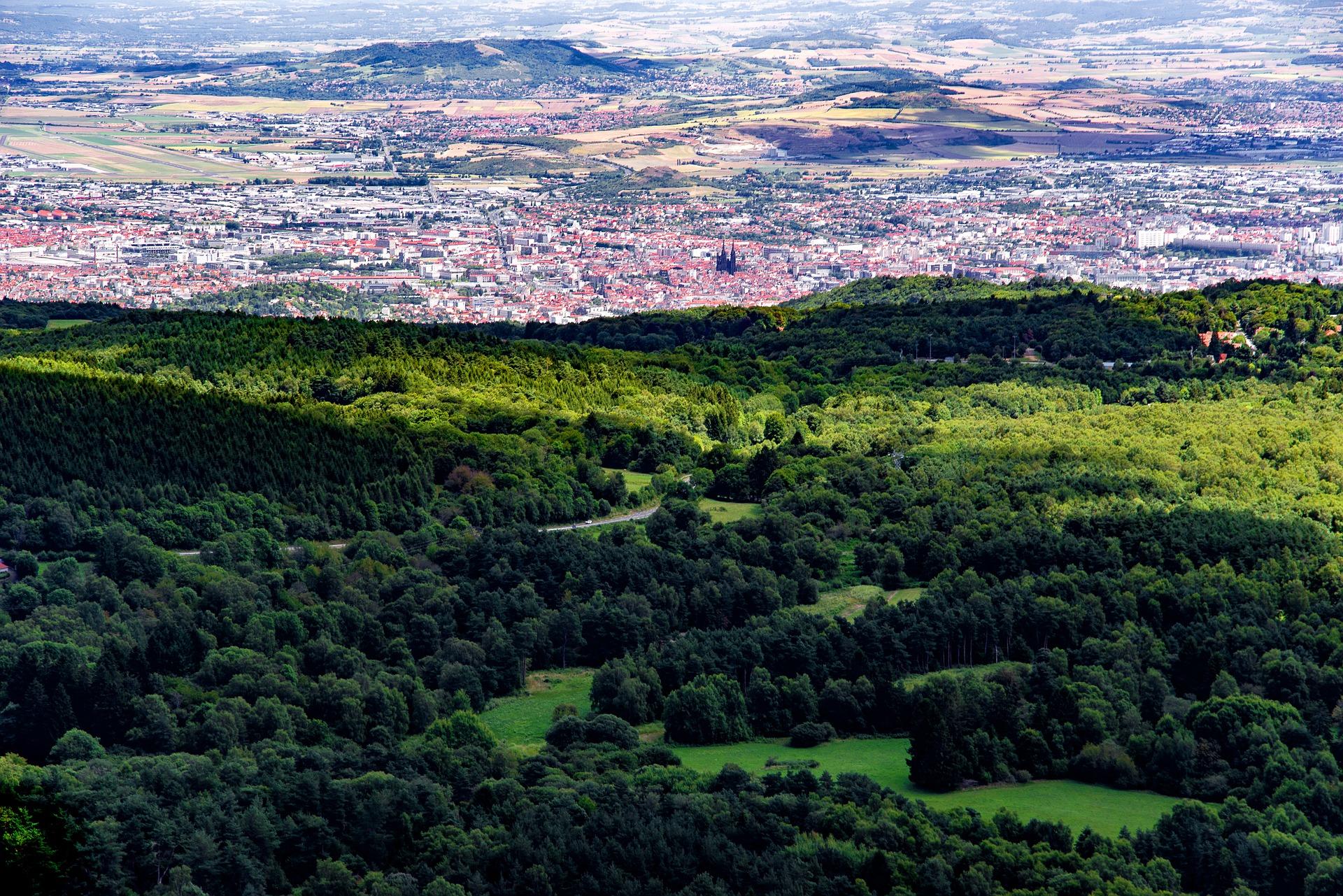 Agglomération de Clermont-Ferrand